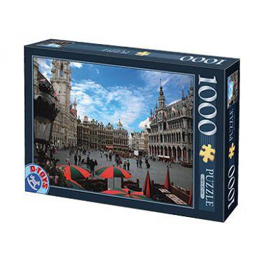 Puzzle 1000 pcs Locuri celebre-1