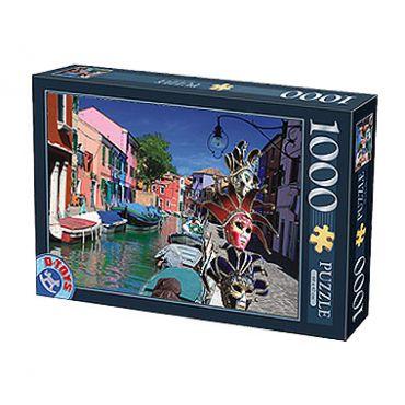 Puzzle 1000 pcs Peisaje de zi -10