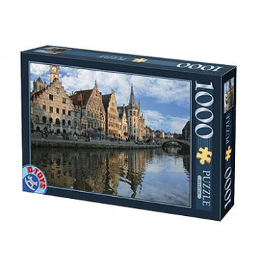 Puzzle 1000 pcs Peisaje de zi - 5