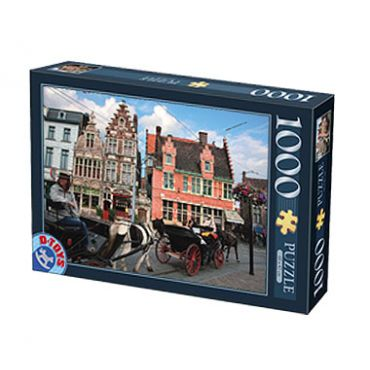 Puzzle 1000 pcs Peisaje de zi -8