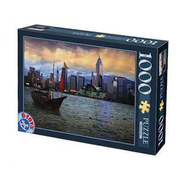 Puzzle 1000 pcs Peisaje de noapte-5