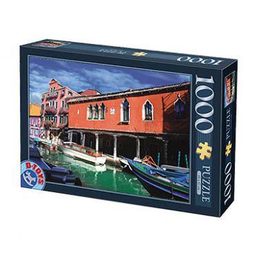 Puzzle 1000 pcs Peisaje de zi-11