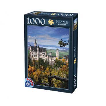 Puzzle 1000 pcs Peisaje de zi -14