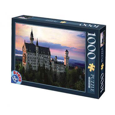 Puzzle 1000 pcs Peisaje de noapte-7