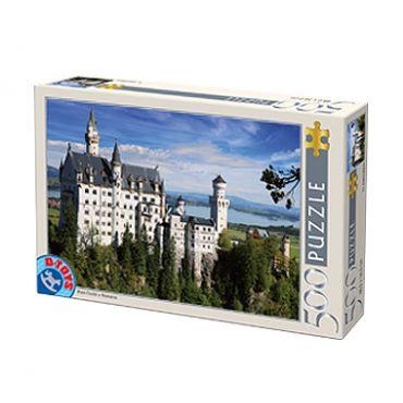 Puzzle 500 pcs Peisaje de zi-2