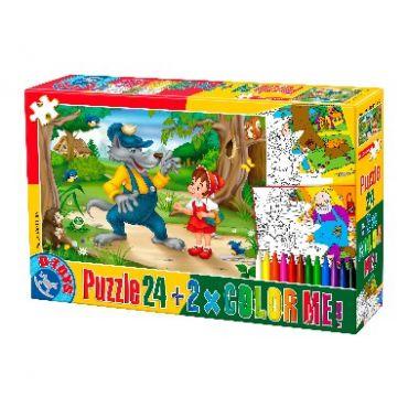 Puzzle 24 Color Me Basme 6