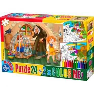 Puzzle 24 Color Me Basme 7