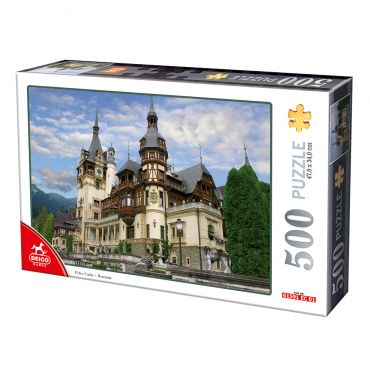 Puzzle 500 Piese - 1
