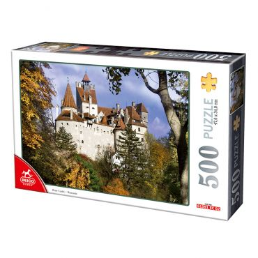 Puzzle 500 Piese - 2