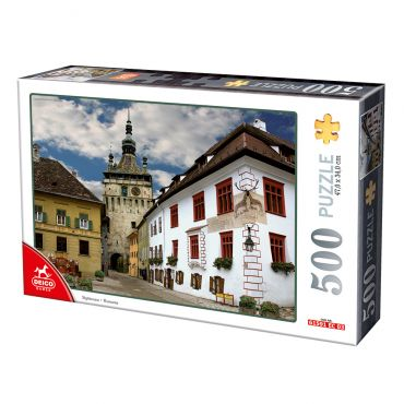 Puzzle 500 Piese - 3