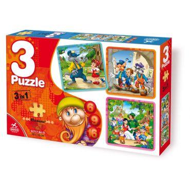 3 Puzzle Basme - 1