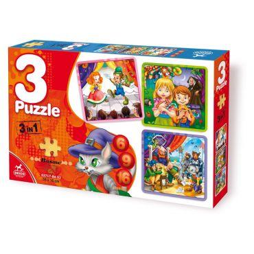3 Puzzle Basme - 2