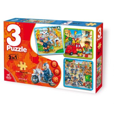 3 Puzzle Meserii