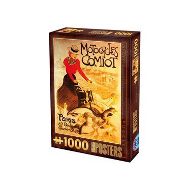 Puzzle1000 pcs Postere de colectie -2