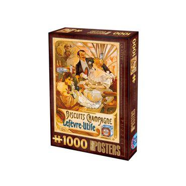 Puzzle 1000 pcs Postere de colectie -5