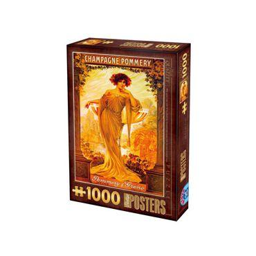 Puzzle 1000 pcs Postere de colectie -6