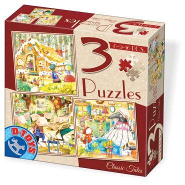 3 Puzzles Classic Tales 1