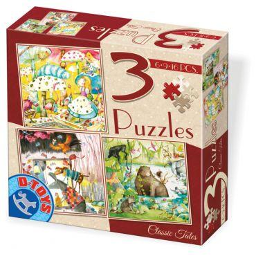 3 Puzzles Classic Tales 2