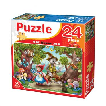 Puzzle 24 Piese Basme