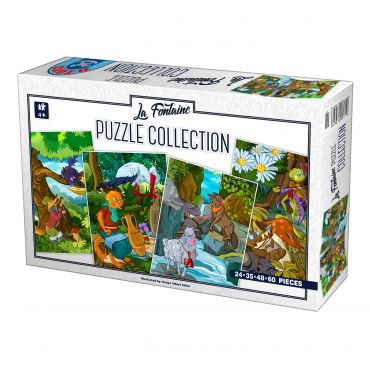 Puzzle Collection - La Fontaine