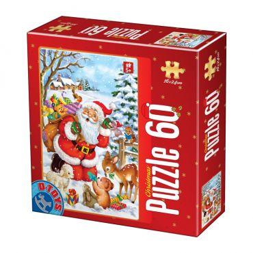 Puzzle Crăciun - 60 Piese - 3