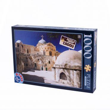Puzzle 1000 pcs Locuri celebre -11