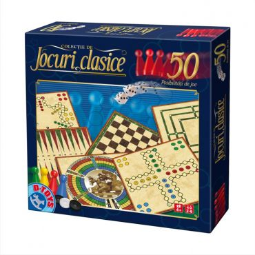 Colecție de jocuri 50 - Clasice