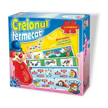 Creionul Fermecat + Puzzle 24 Piese - 1