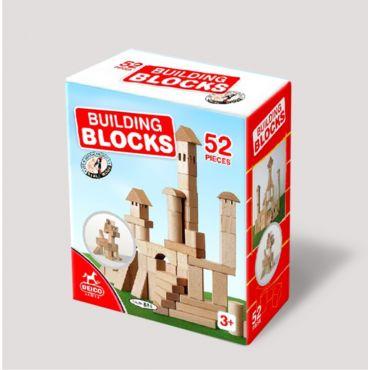 Cuburi Construcție 52 Piese