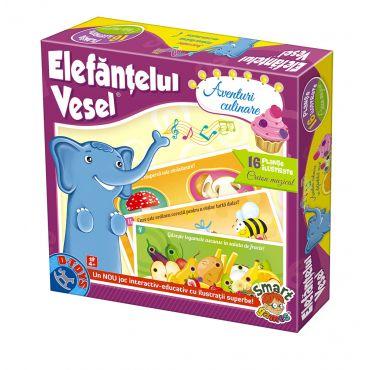 Elefănțelul Vesel - Aventuri Culinare