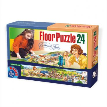 Floor Puzzle - Basme - 24 Piese - 3