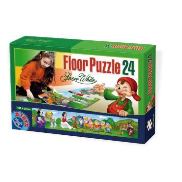 Floor Puzzle - Basme - 24 Piese - 1