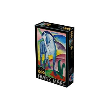 Puzzle 1000 Franz Marc 02