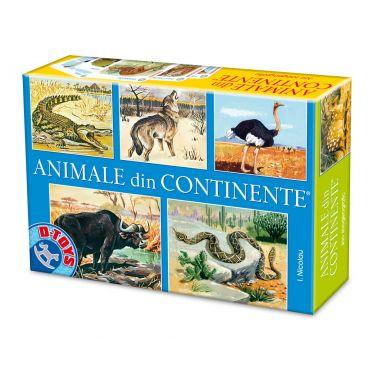 Animale din Continente
