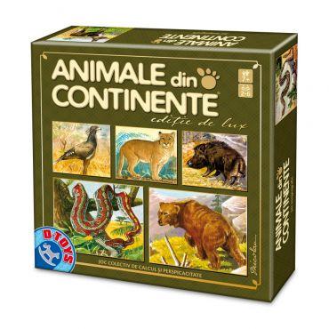 Animale din Continente de lux