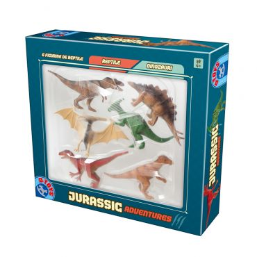 Jurassic Adventures 6 Figurine
