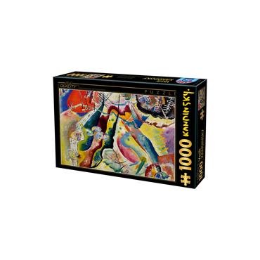 Puzzle 1000 Kandinszky 02