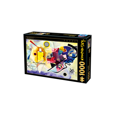 Puzzle1000 Kandinszky 03