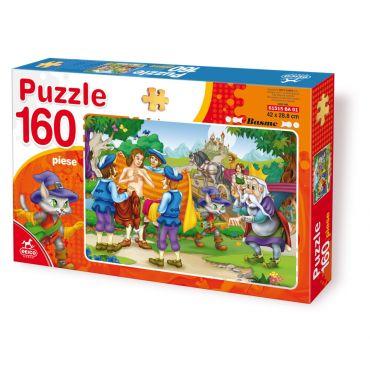 Puzzle 160 Piese Basme - 1