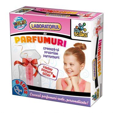 Laboratorul de parfumuri