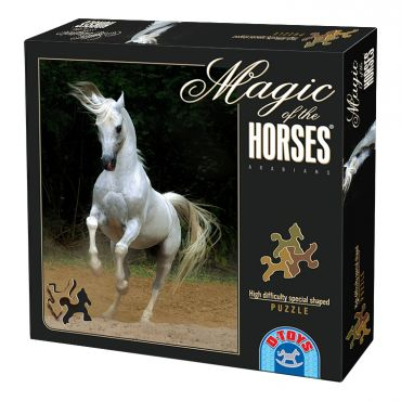 Puzzle Special - Magic of the Horses - Arabians - 239 Piese - 3