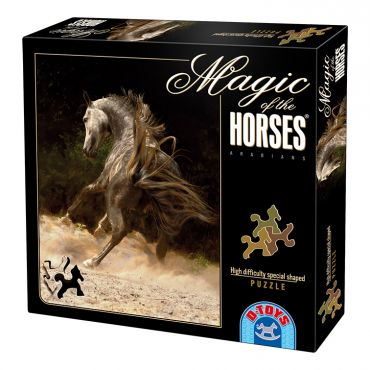 Puzzle Special - Magic of the Horses - Arabians - 239 Piese - 1