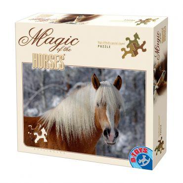 Magic of the Horses - Haflingers 239 piese - 1