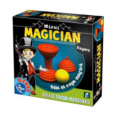 Micul Magician - Bila și Cupa Magică