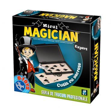 Micul Magician - Cutia cu Secrete