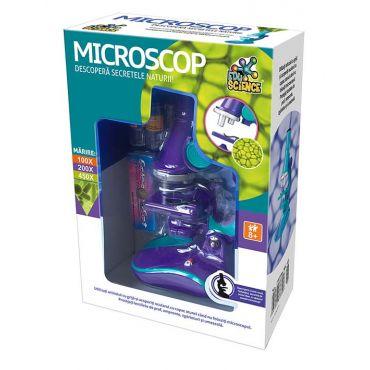 Microscop 100x200x450