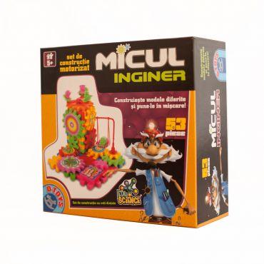 Micul Inginer - 53 Piese