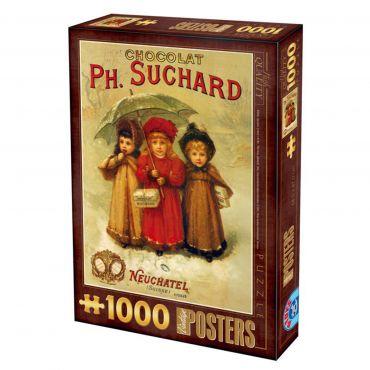 Puzzle 1000 pcs Postere de colectie-4