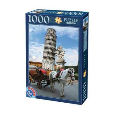 Puzzle 1000 pcs Locuri celebre-3