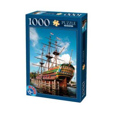 Puzzle 1000 pcs Locuri celebre-4